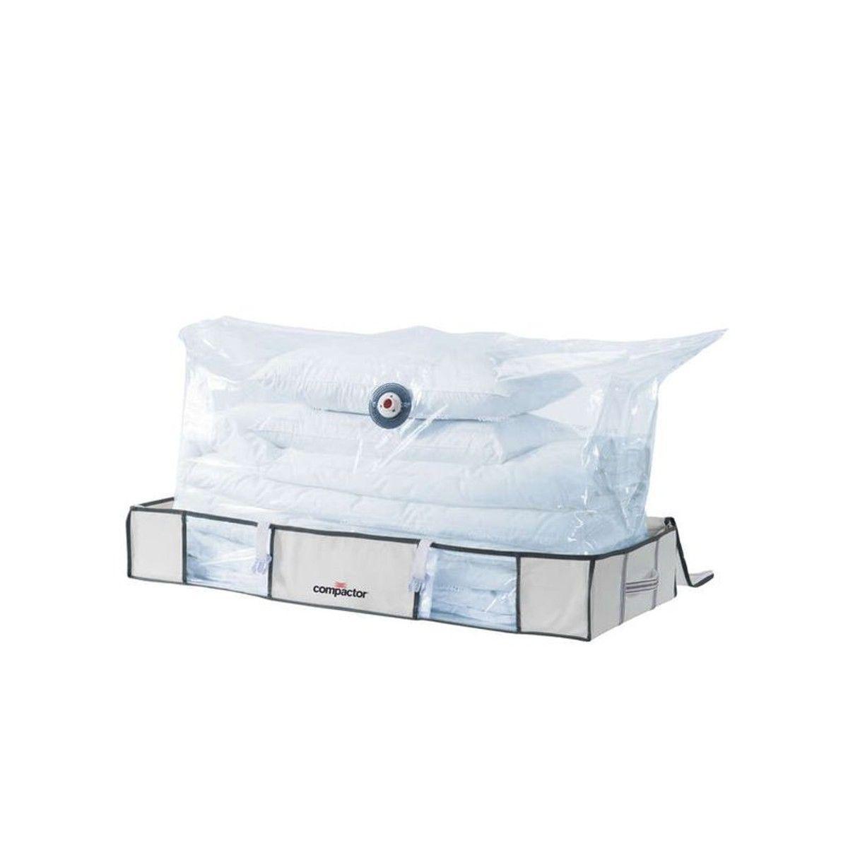 Lot de 5 Compactor Life taille XL - Housses de rangement sous vide   Rangement sous vide, Housse ...