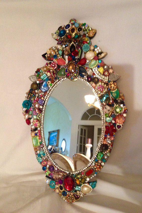 Mirrors Draw Boundaries Reflect Amp Redirect Energy Back