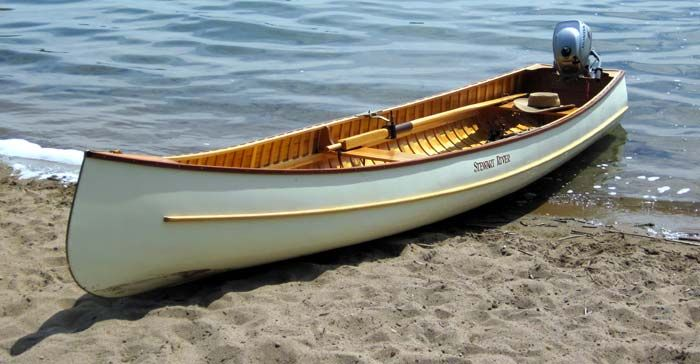 Stewart River Boatworks: Fishdance | Freighter Canoes in