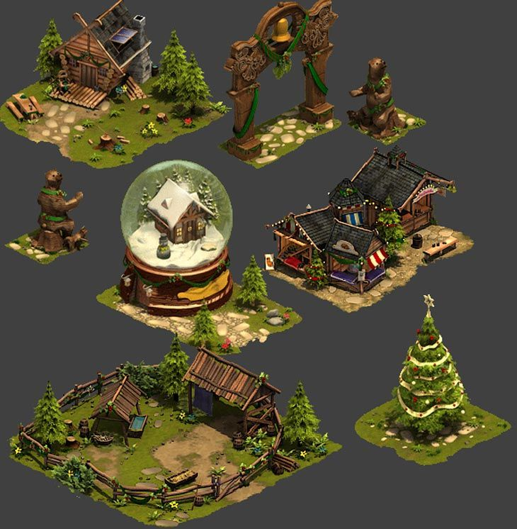 how to move your buildings in forge of empires