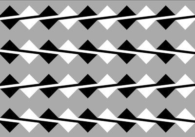 Funny Unparalleled Parallel Lines.