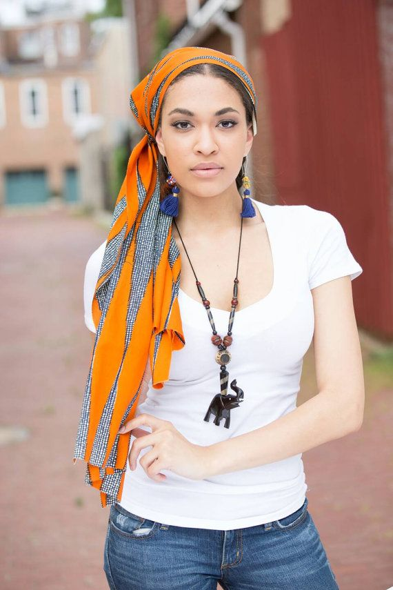 Vlisco fabric, Vlisco head wrap, African head wrap