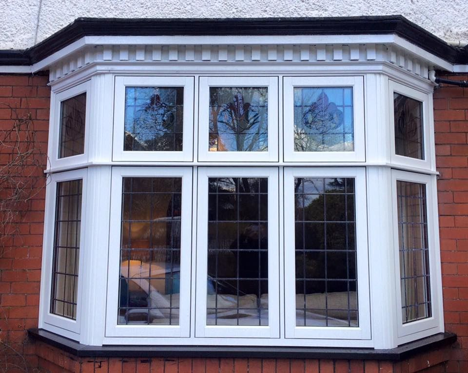 Residence  Bay Windows  R Installations    Bay Window