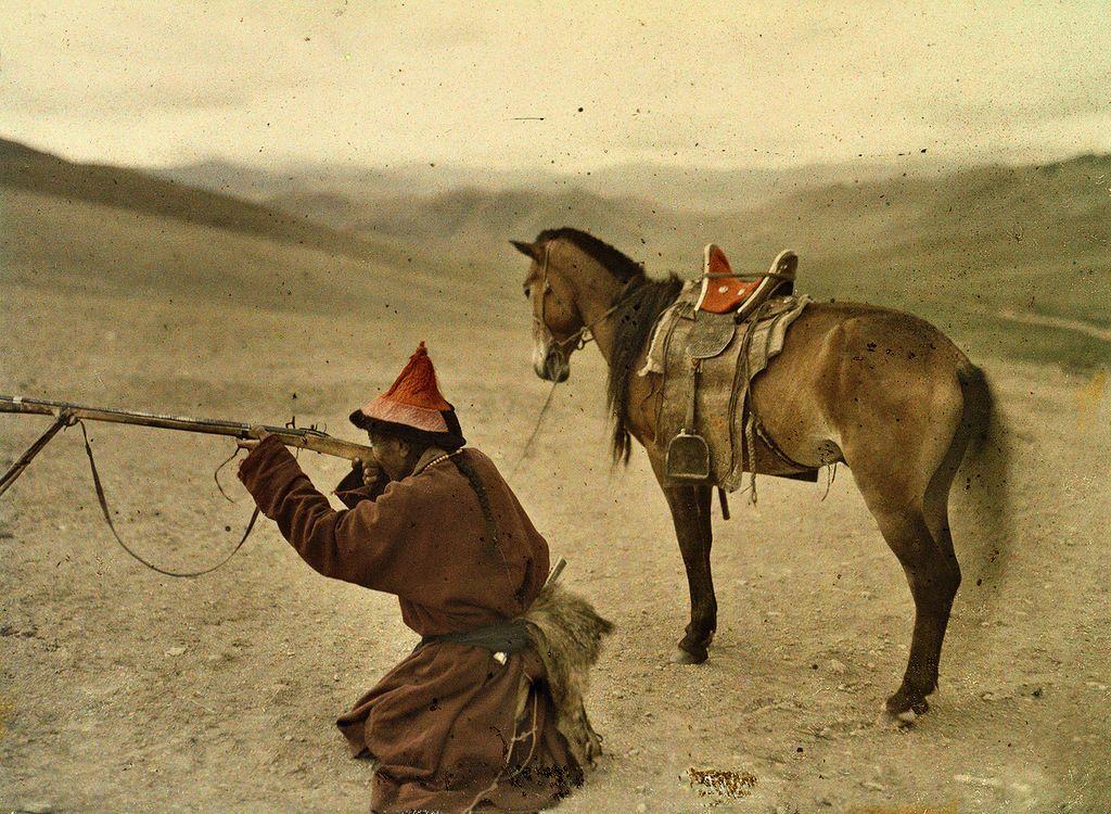 Российский протекторат Монголия в 1913 г. Стефан Пассе