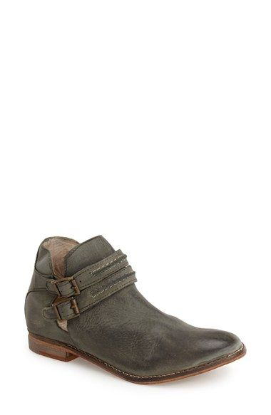 Free shipping and returns on Free People 'Braeburn' Bootie (Women) at Nordstrom.com. Corded belts wrap the split shaft of a weathered-leather bootie finished with a distressed sole and heel for a cool vintage look.