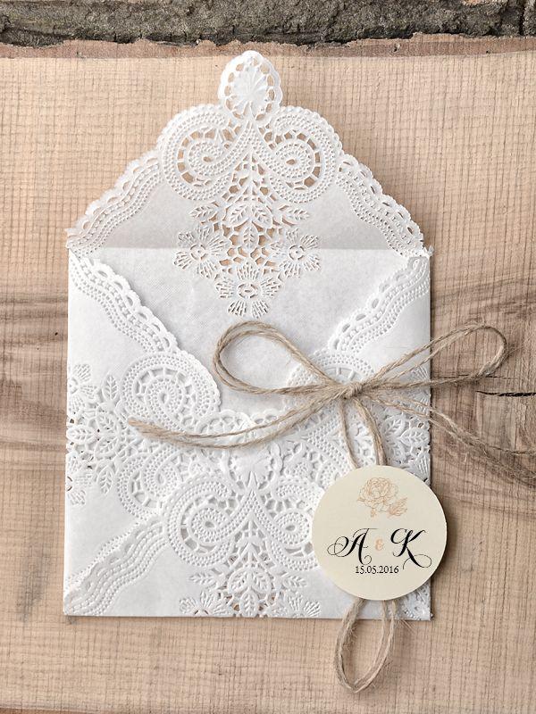 Zaproszenia Slubne Rustykalne 01 Rst Z Wedding Eco Chic Gifts