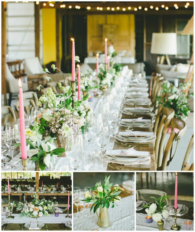 All In A Golden Afternoon: Emma + Dan's Real Wedding