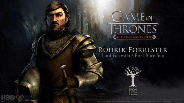 Rodrik Forrester Is The Eldest Son Of Gregor Forrester And Lady Elissa Forrester Rodrik Is Was The Current Head Game Of Thrones Telltale Game Of Thrones Games