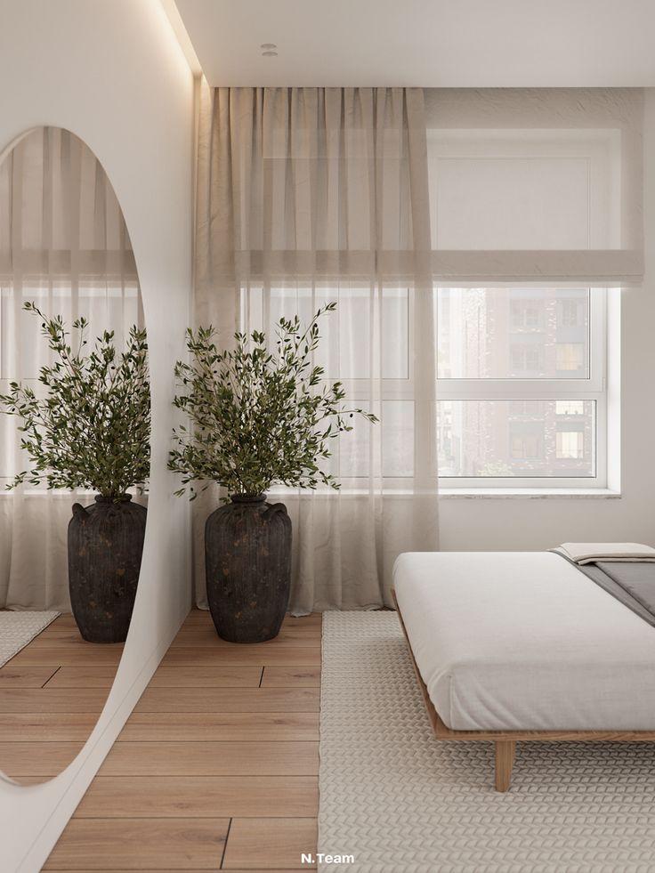 Natural Tint on Behance | Home room design, Home decor bedroom, Bedroom interior