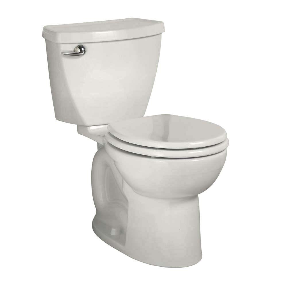 American Standard Cadet 3 Powerwash Tall Height 10 In Rough 2 Piece 1 28 Gpf Single Flush Round Toilet In White Seat Not Included 270bb101 020 The Home Depo In 2020 Toilet American Standard Modern Toilet American standard cadet 3 reviews
