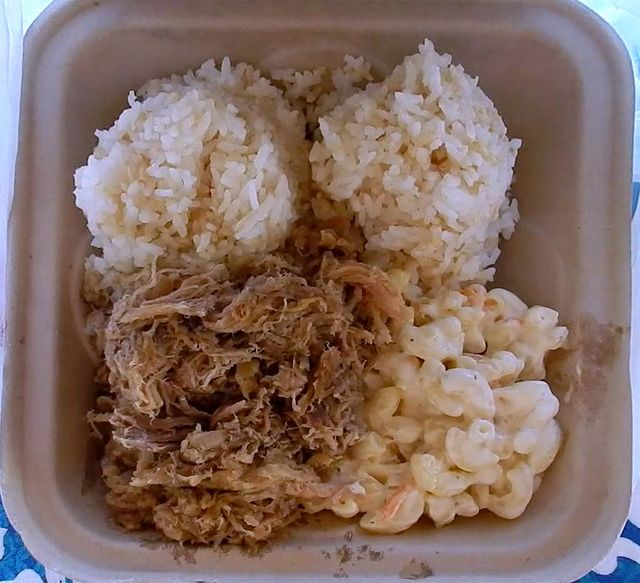 The 99 Cent Chef Macaroni Salad And Sticky Rice