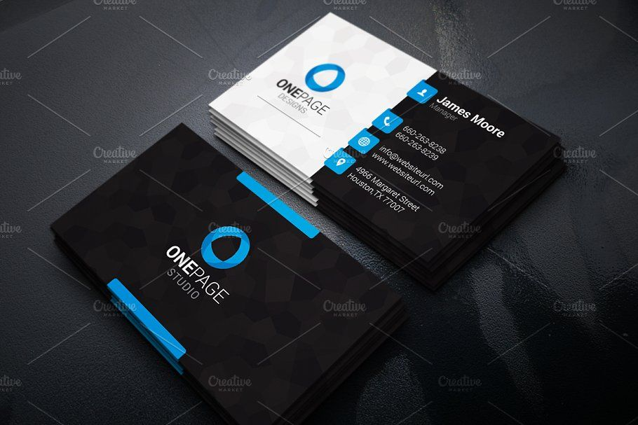 Creative Business Card Business Creative Templates Card