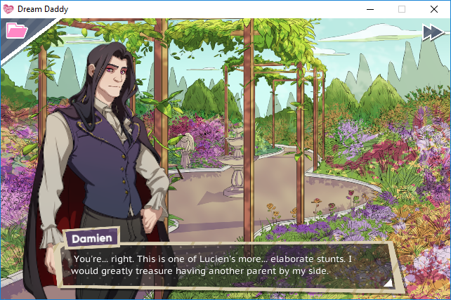 Image result for dream daddy damien\'s garden | Drawing References ...