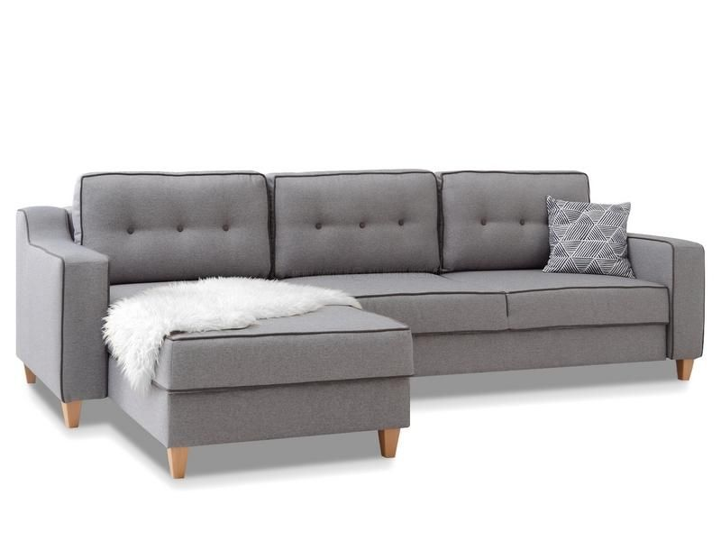 Nowoczesny Naroznik Do Salonu Eren Szary Cheap Sofas Sectional Couch Furniture