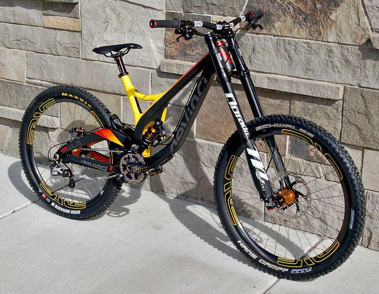 014bed5c796 Devinci Wilson Carbon - Go-Ride.com's Bike Check - Vital MTB ...