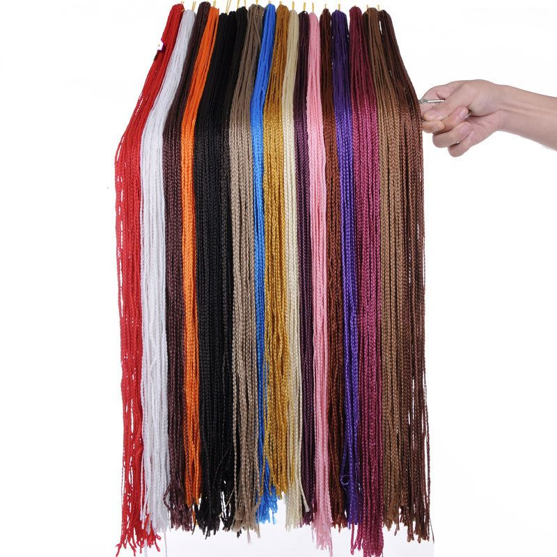Box Braids Styles 28 Roots 28 Small Box Braids Extensions For
