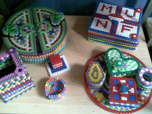 Ideas hama beads by princess presley