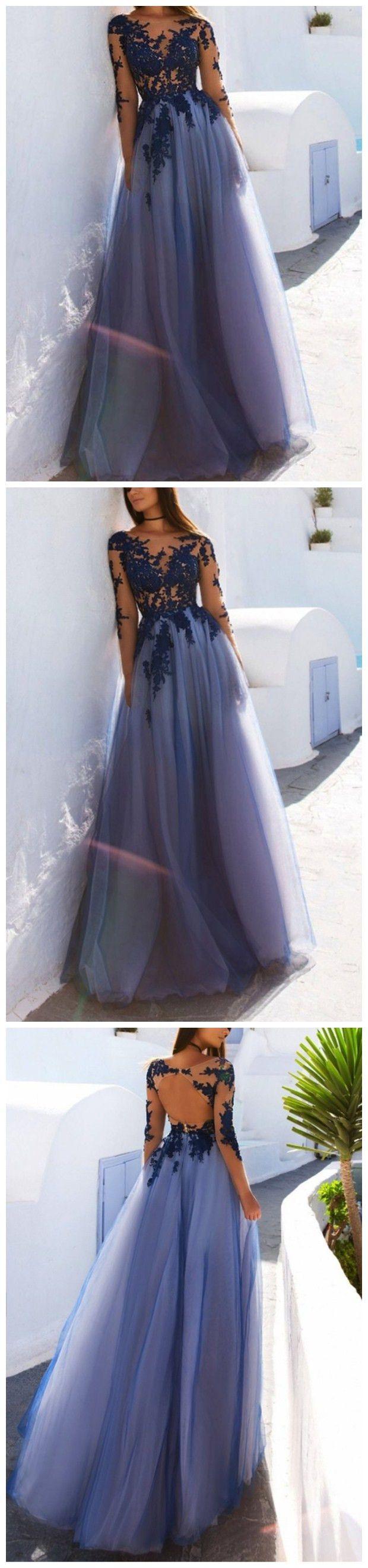 aline prom dresses lavender bateau long sleeve prom dress