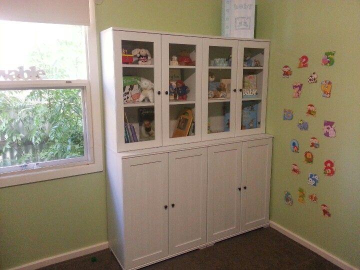 Keepsakes In Gl Shelves Toy Storage Bottom Cupboards
