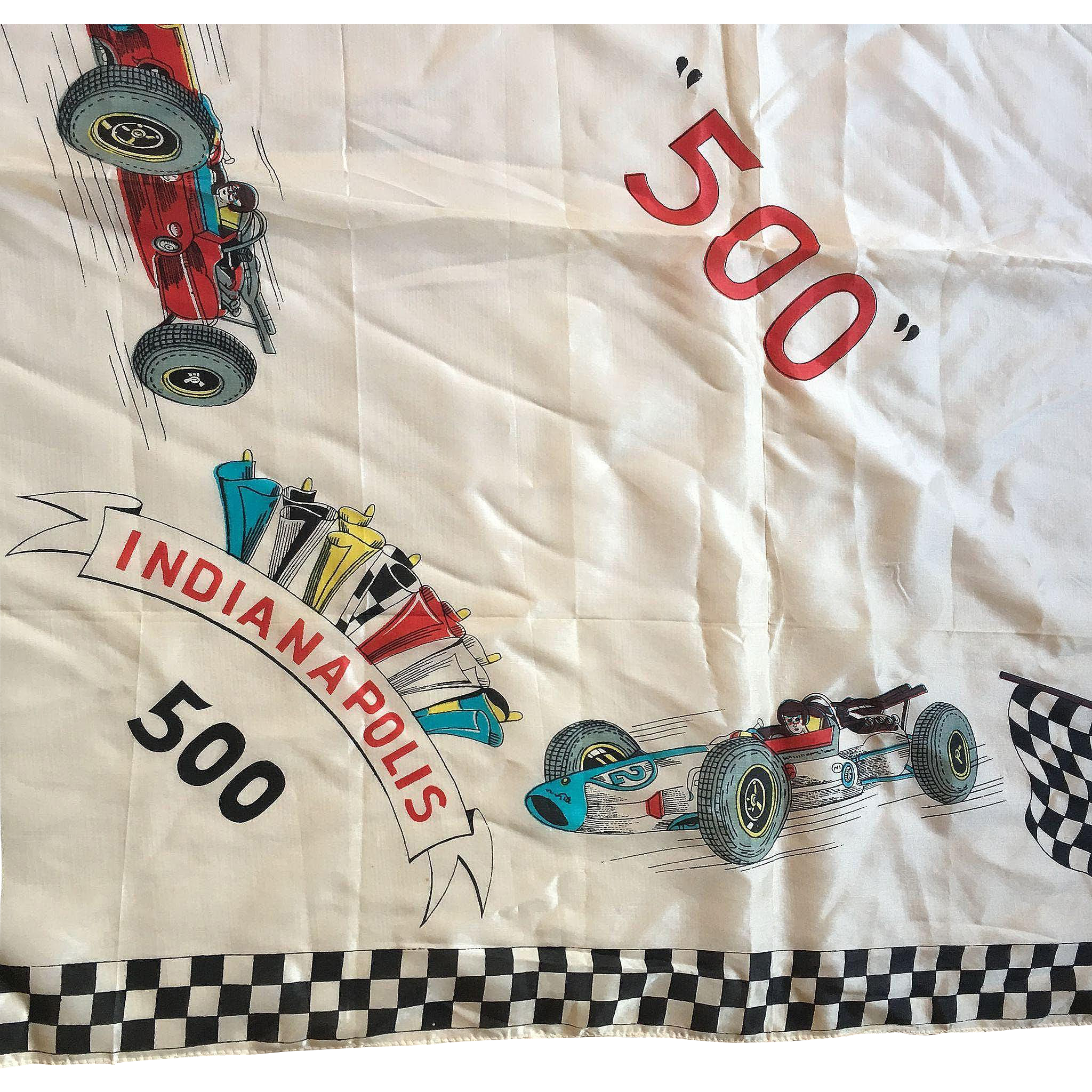 Indy 500 Woman\'s Scarf   Antiques and Collectibles   Pinterest ...