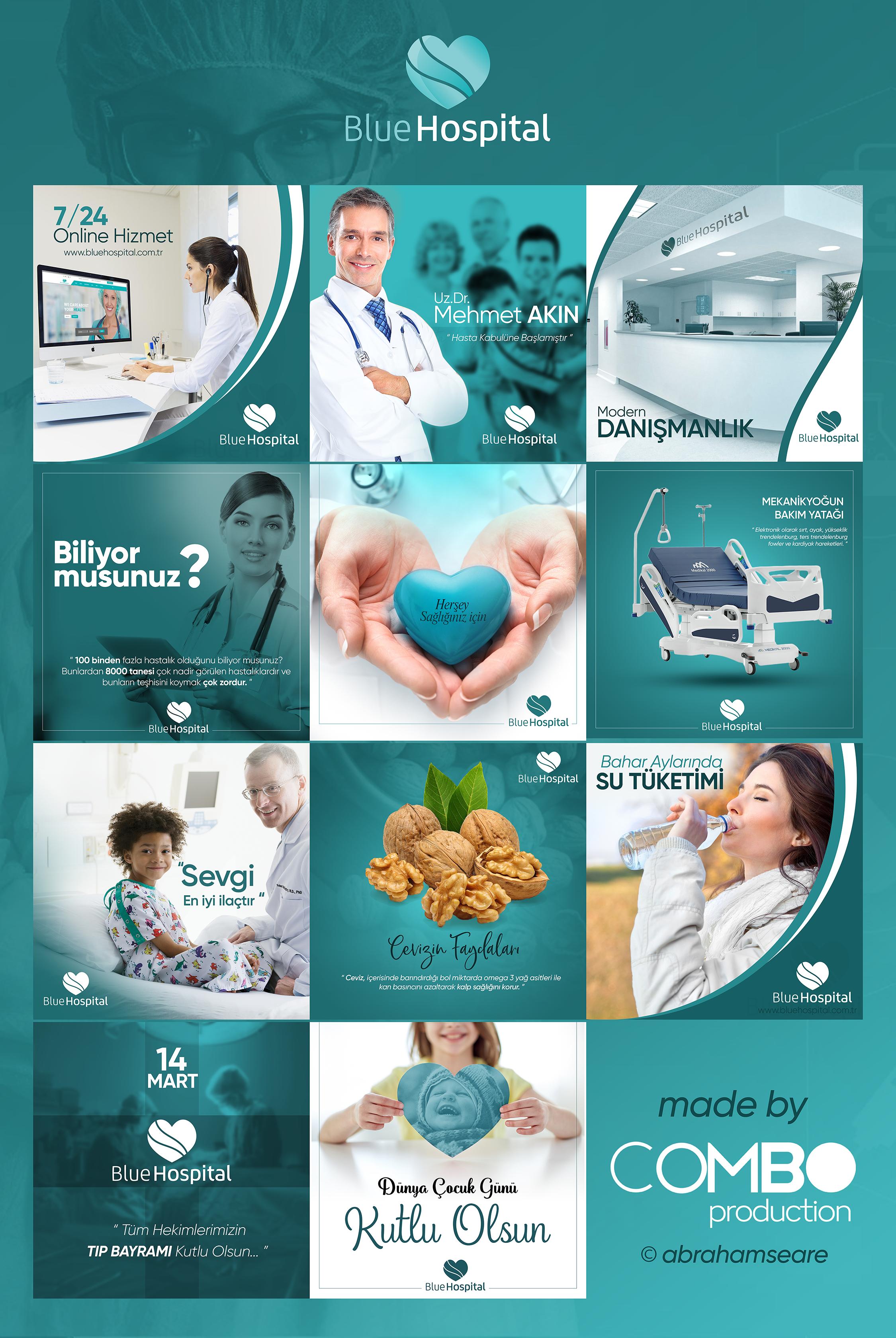 Medical Social Media Banner By Abraham Seare Abraham Banner Media M In 2020 Social Media Design Graphics Social Media Design Inspiration Social Media Banner