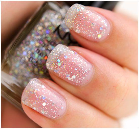 Salon Formula Nail Polish Ice Glitter | STYLE - NAILS ...