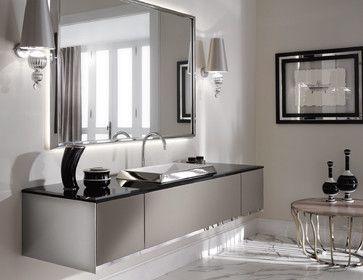 Modern Italian Bathrooms contemporary-rendering