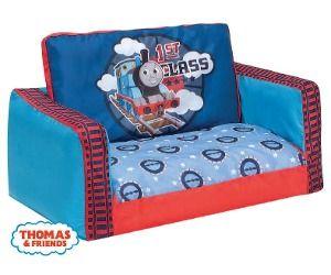 Thomas Inflatable Flip Out Sofa Kids