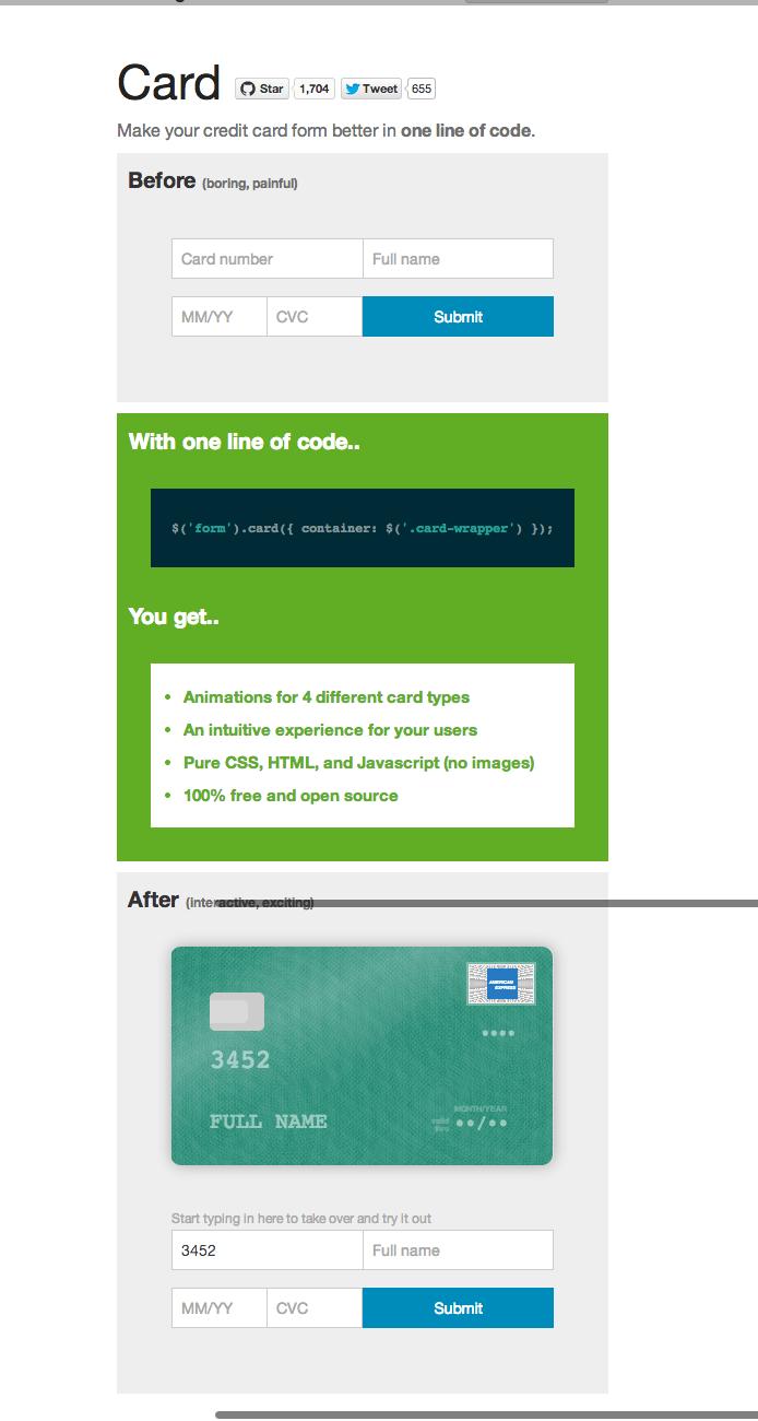 Best Credit Card Form  Credit Card Holder