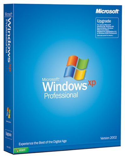 Microsoft Windows Xp Professional Was An Awesome Os For Playing