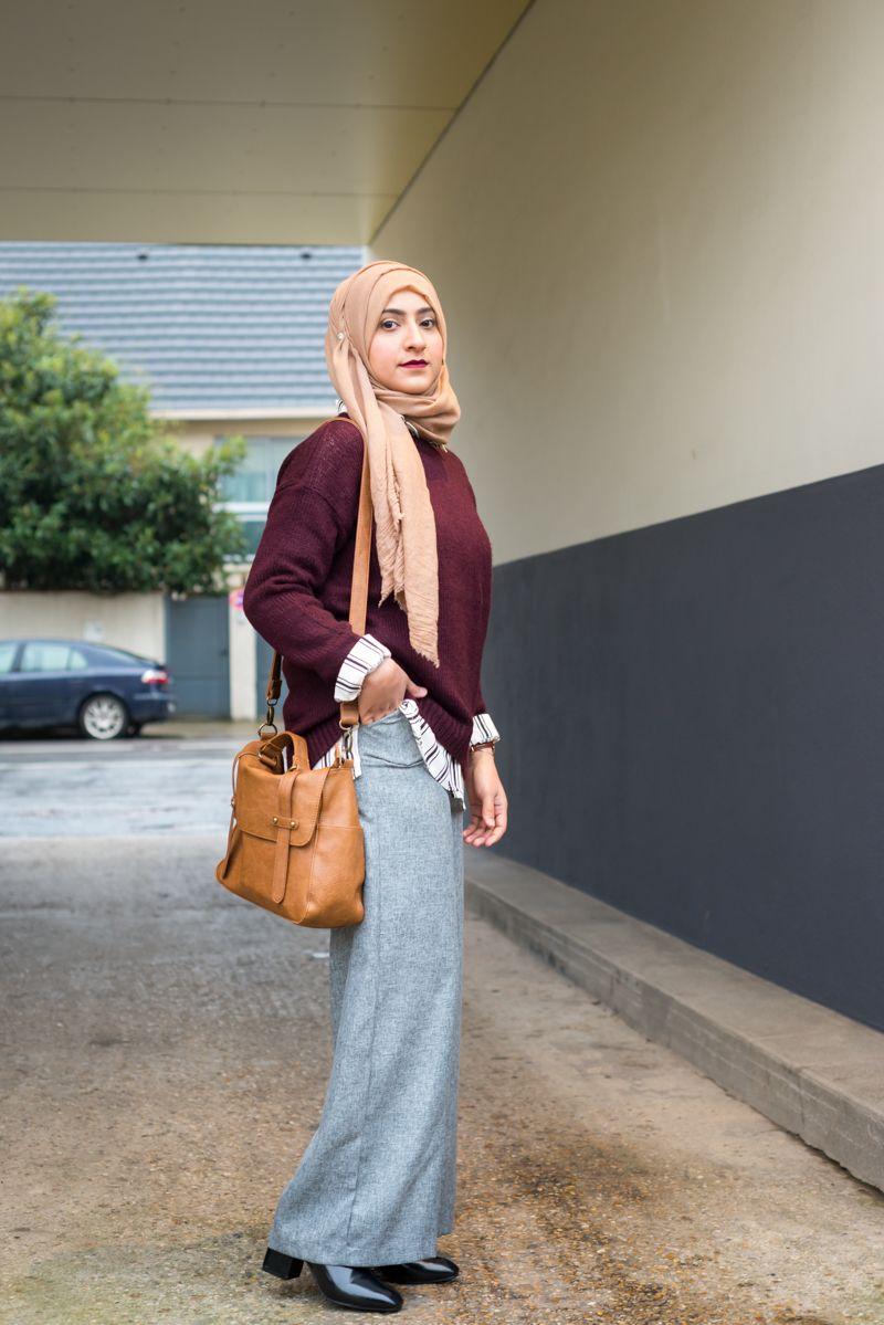 Fashion · Pantalon large