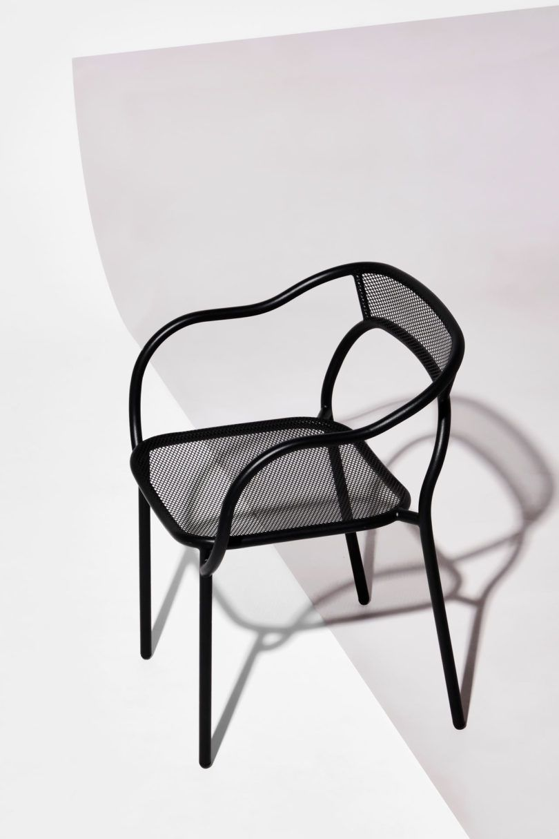 Sensational Marcel Sigel Reimagines A Classic Bentwood Chair For Machost Co Dining Chair Design Ideas Machostcouk