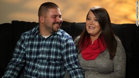 Ashley McIntyre and Danny Robinson were the same age and blood type. They were a perfect match for a kidney transplant. Then they fell in love.