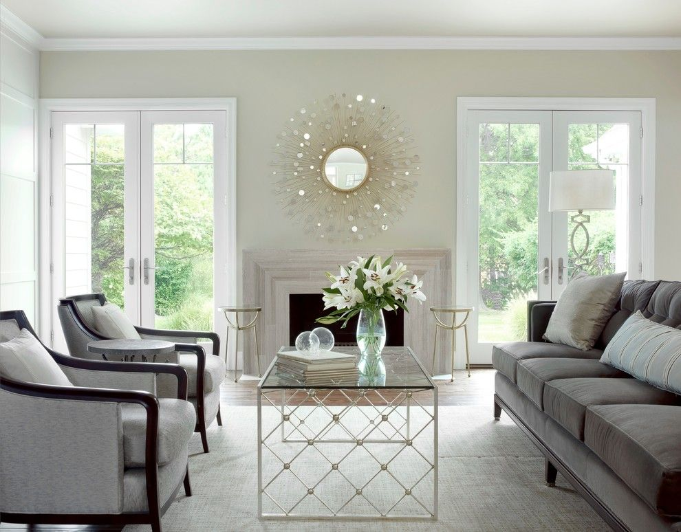Living Room By K Taylor Design Group | Barbara Barry U0026 Thomas Pheasant  Collections | Baker