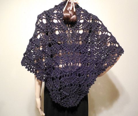 Black Lace Shawls Wraps Fashion Accessories for Summer ...
