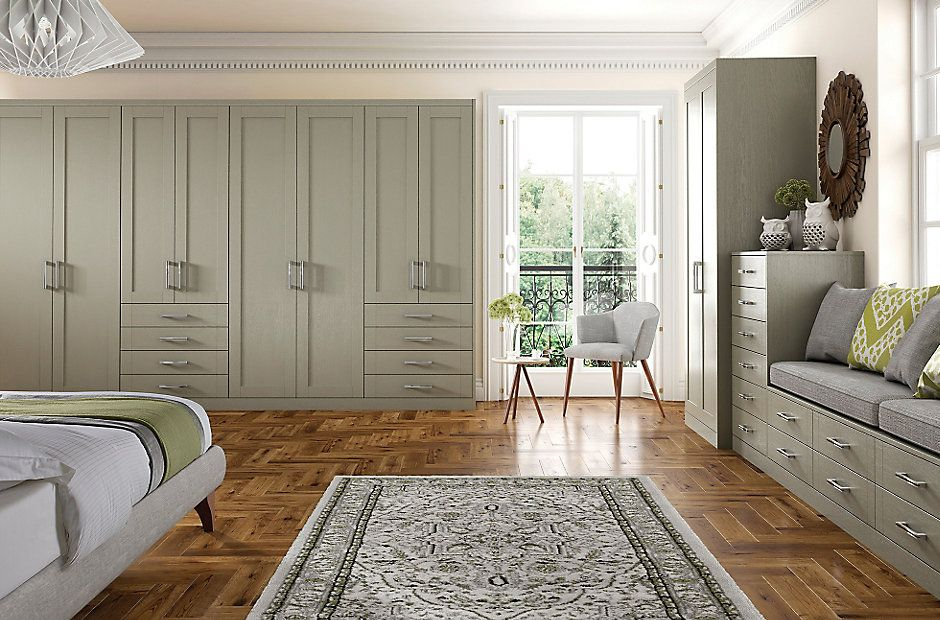 Fitted Bedrooms | DIY at B&Q | Fitted bedrooms, Fitted ...