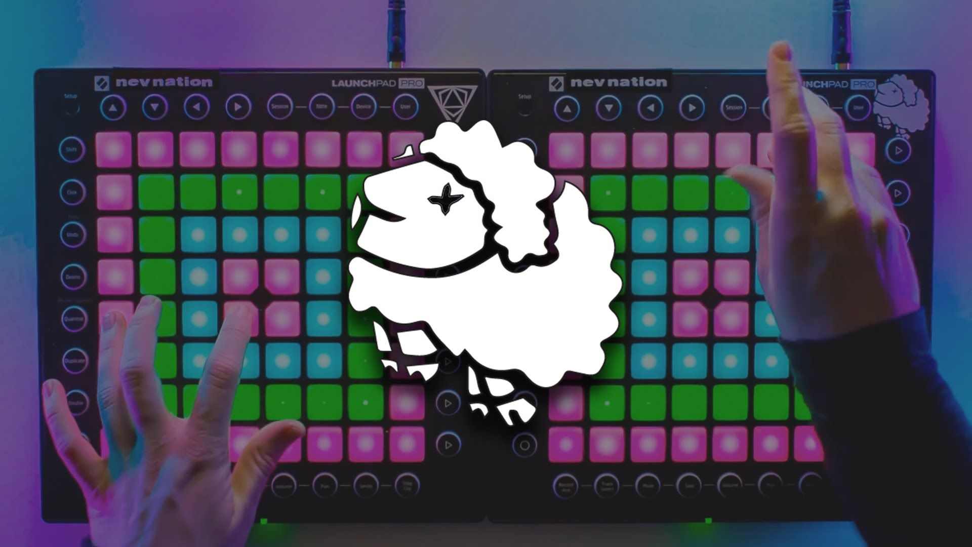 (Nev Plays) Best Of MrSuicideSheep Launchpad cover