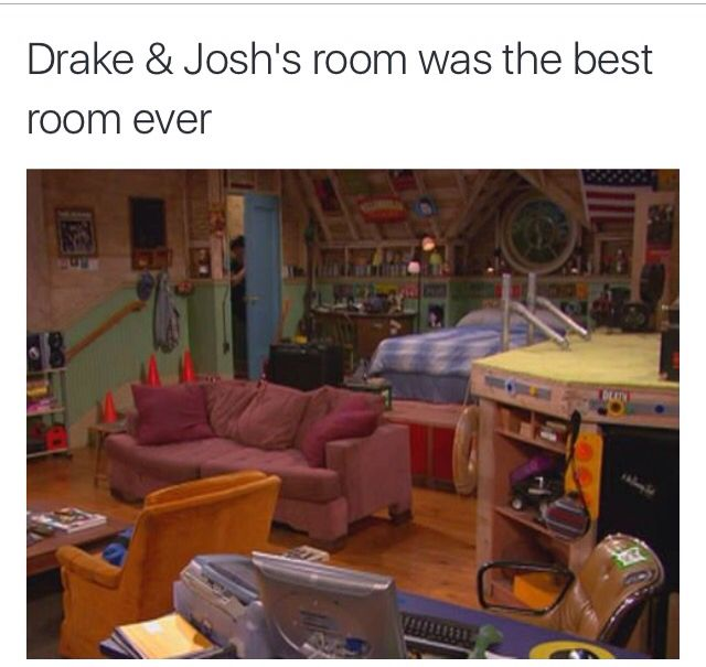 This Is For Real My Dream Bedroom Drake And Josh Drake Josh