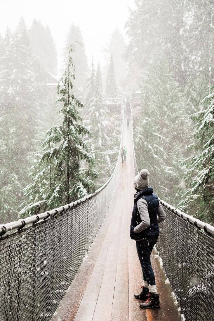 VANCOUVER WINTER ITINERARY: Things to do in Vancouver in Winter