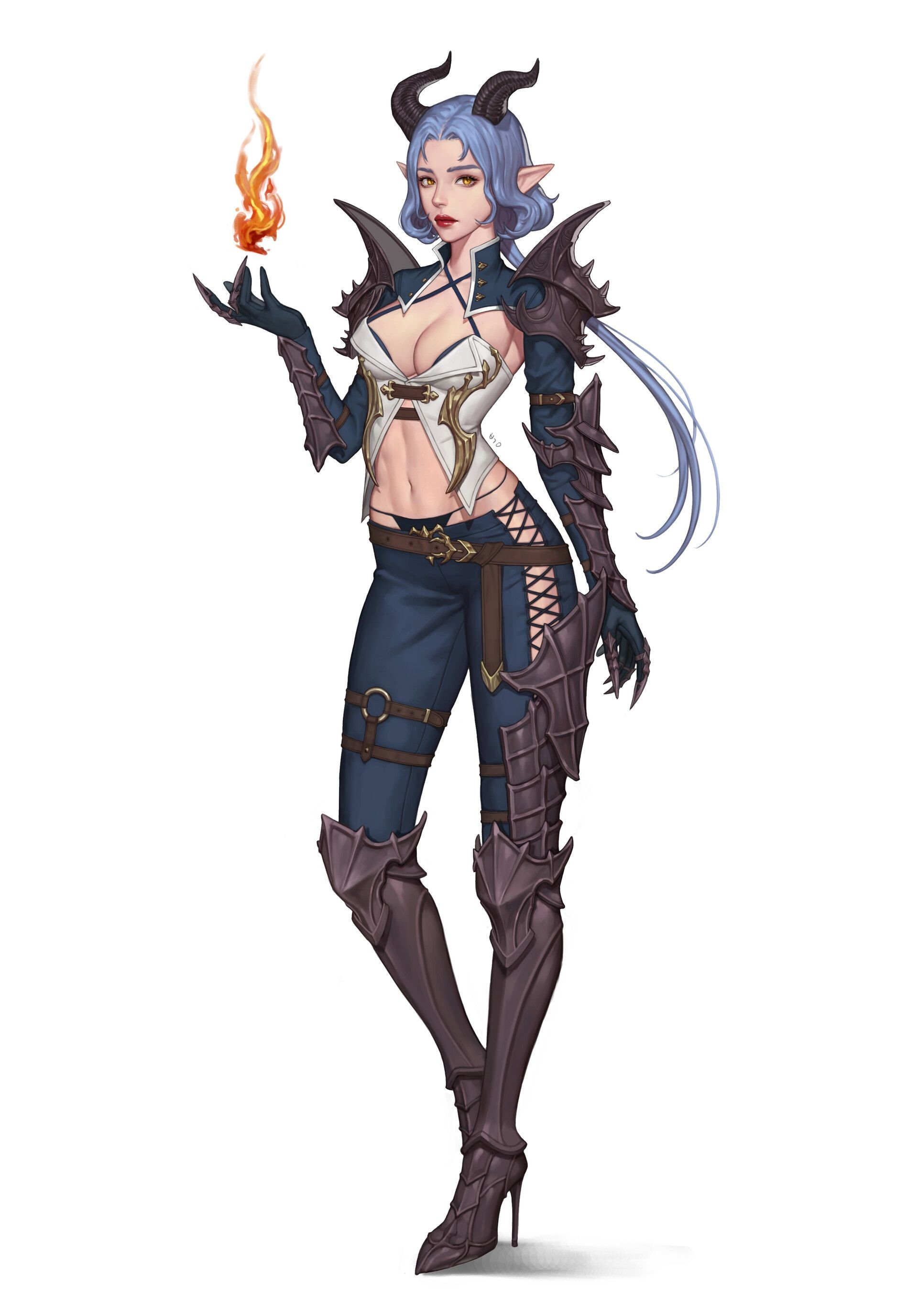 Pin By Cx Franz Juvenal On Monsters Female Character Design Female Character Concept Female Characters