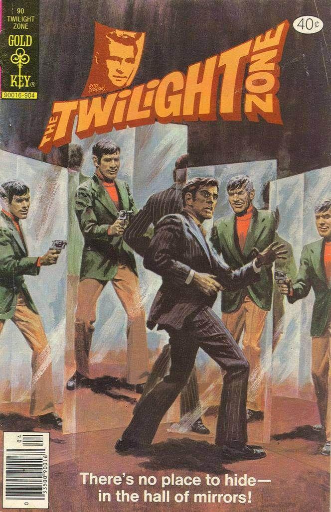 Pin By Twilight Zone On Tz Comic Books Twilight Zone Comic Book Covers Cosmic Comics