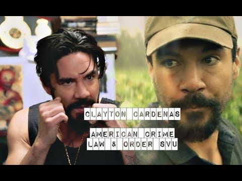 Clayton Cardenas || American Crime 2017 / Law & Order SVU 2020 - YouTube 😍 oh Romeo Romeo... I can't help but fall for the bad ones 🔥 #nevergettiredofsayingthat #myguapobiker #claytoncardenas #americancrime #lawandordersvu #richardcabral #icet and the song fits you perfectly in this case Sir Clayton Cardenas #goosebumps 💥 American Crime Law and Order SVU Richard Cabral Ice-T