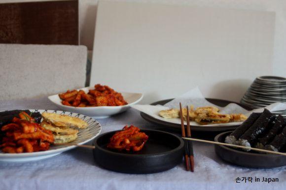충무김밥-늙은 처녀귀신들의 주말 아점 - - ::: 알찬살림 요리정보가득한 82cook.com