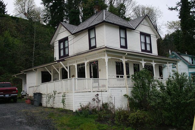 """The Goonies"" house, Astoria, Oregon | Goonies house ..."