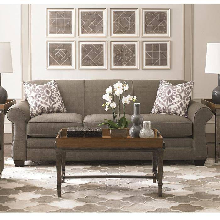 Genial Maverick Sofa In Gray | Nebraska Furniture Mart