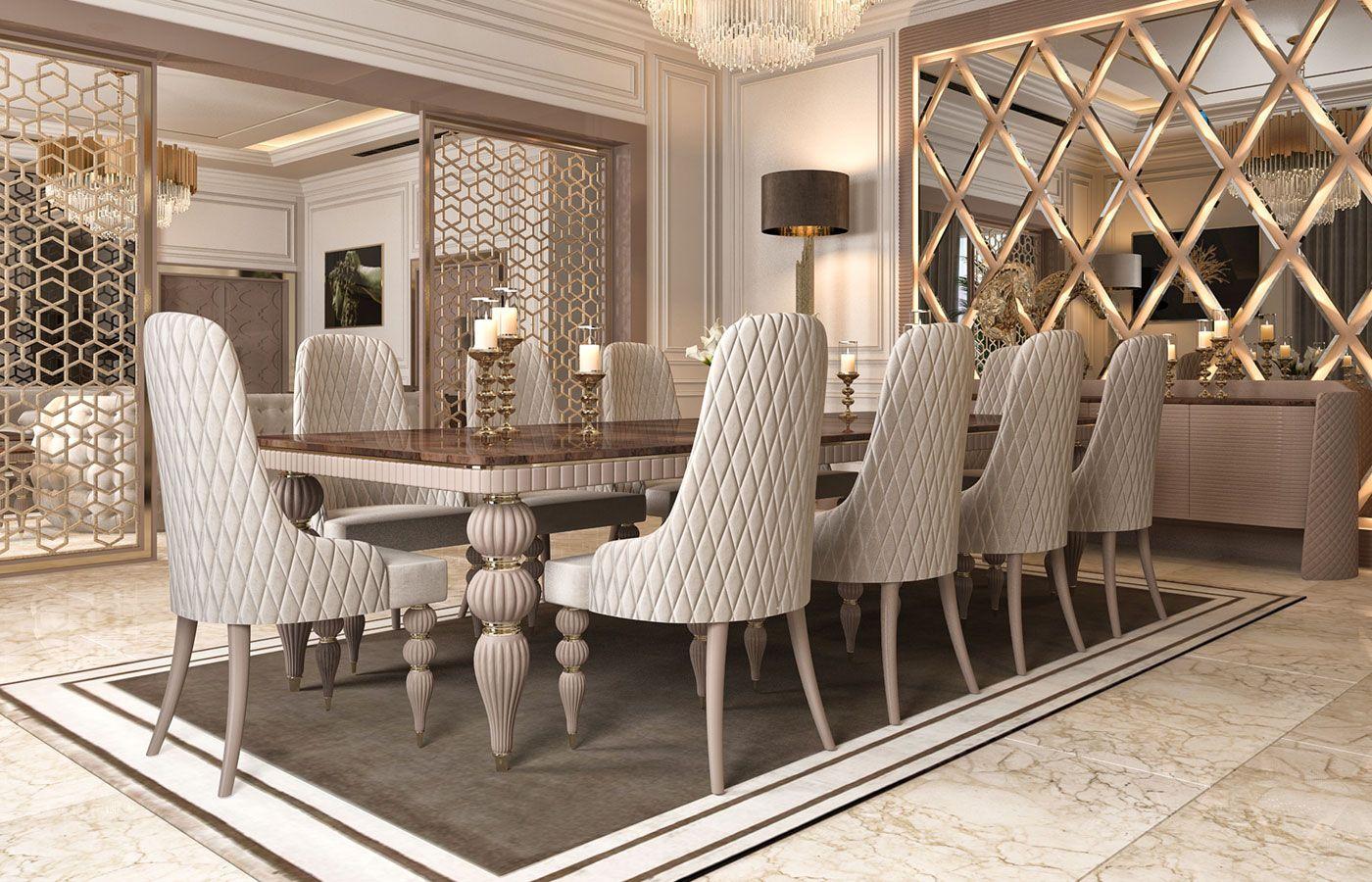 Yemek Odaları – Zebrano Mobilya
