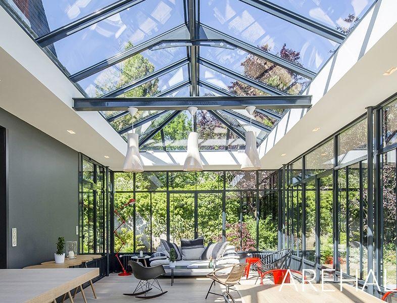 Arehal Tarif Et Prix Veranda Design Verriere Contemporaine Veranda Design Loft Verriere Verriere