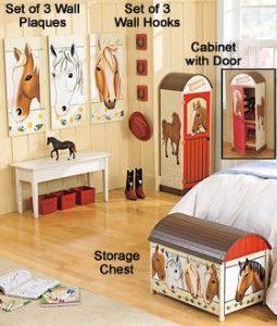 Equestrian Room Decor