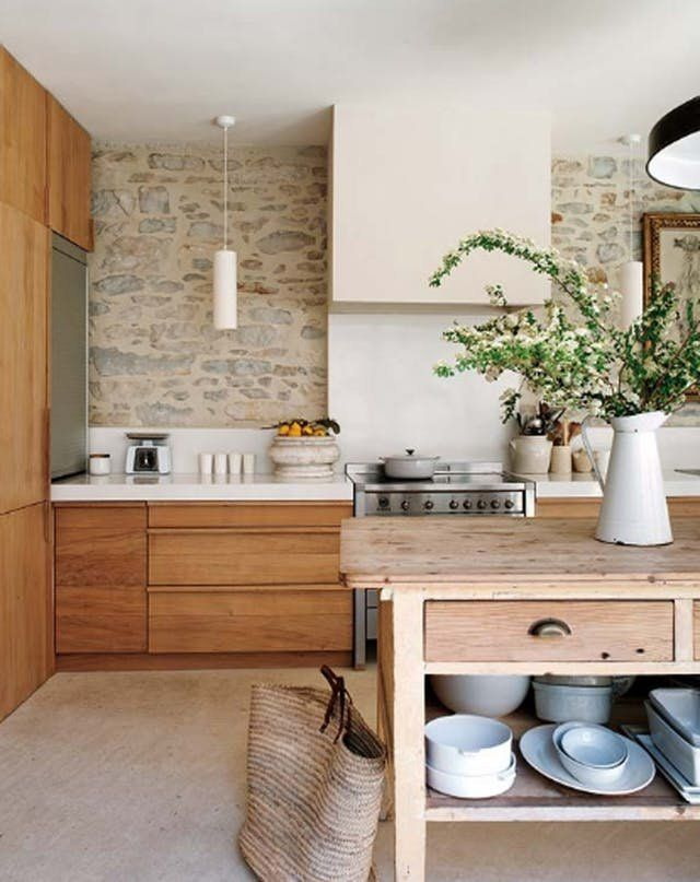 kitchen trends natural wood cabinets the all white everything kitchen subway tile on kitchen cabinets not white id=34951