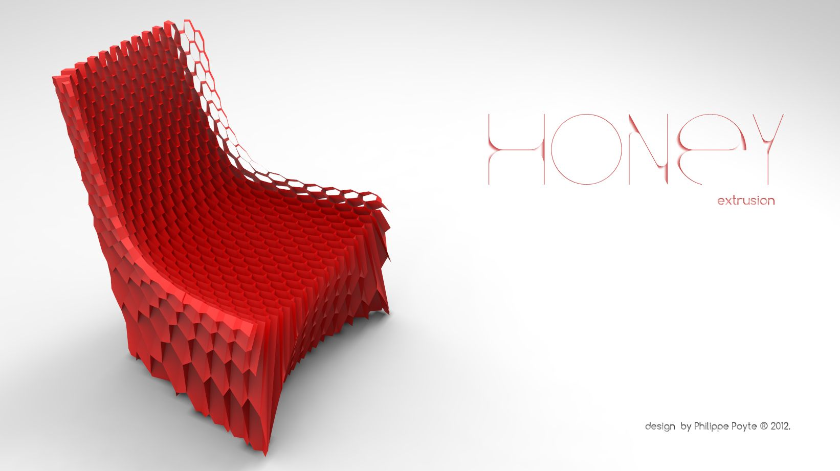 Chair concept with Rhino 3D tools   Rhino3D